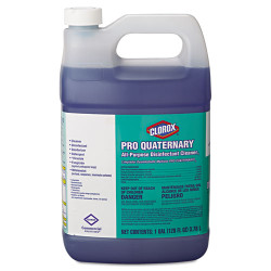 Clorox Pro Quaternary All-Purpose Disinfectant Cleaner (2 gallons/case)