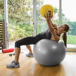 SKLZ Stability Ball (55cm) (STAB-55-001)