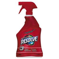 Resolve Spot & Stain Carpet Cleaner, 32oz Spray Bottle (12 bottles/case) (RAC97402CT)