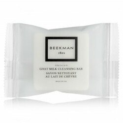 Beekman 1802 Amenities #1.25 Cleansing Soap (320/case) (BEEKM014-00)