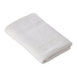 16x27 Hand Towel, White, Dependability Series, 3.5 lbs/dz