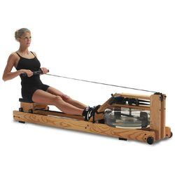 WaterRower Classic Rowing Machine with S4 Monitor (300 S4)