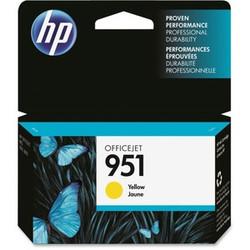 HP 951 Ink Cartridge - Yellow (CN048AN)