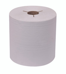"""Tork Roll Paper Towels, Natural White, 8"""" (800 feet/roll) (6 rolls/case)"""