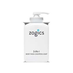 Zogics Bulk Personal Care Dispensers, 1 Chamber
