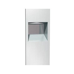 American Specialties Paper Towel Dispenser and Waste Receptacle Combination Units