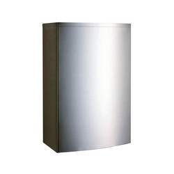 Bobrick Surface Mounted Waste Receptacle with LinerMate (B-277)