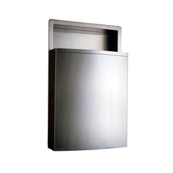 Bobrick Recessed Waste Receptacle with LinerMate (B-43644)