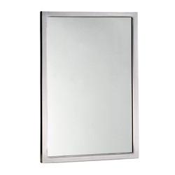 Bobrick Angle Frame Mirror