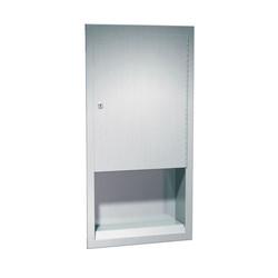 American Specialties C-Fold Paper Towel Dispenser