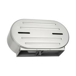 American Specialties 9″ Twin, Jumbo-Roll Toilet Tissue Dispensers