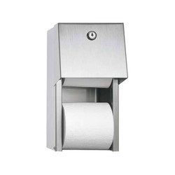 American Specialties Hide-A-Roll Toilet Tissue Dispenser (ASI-0030)