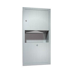 American Specialties Paper Towel Dispenser and Waste Receptacle (ASI-0462)