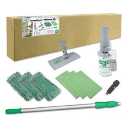 "Unger Indoor Window Cleaning Kit, Aluminum, 72"""