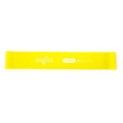 Zogics Resistance Loop Bands, Extra Light Resistance Band