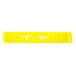 Zogics Resistance Loop Band, Extra Light Resistance Band