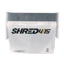 12x18 Wet Bags, Shred 415 Logo (750 bags/roll) (2 rolls/case)