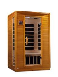 Golden Designs Dynamic Low EMF Far Infrared Sauna, Versailles HF Edition, DYN-6202-03