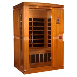 DYN-6210-01 Dynamic Low EMF Far Infrared Sauna, Venice Edition