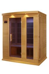 Golden Designs Maxxus Low EMF FAR Infrared Sauna, MX-K306-01-HK