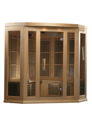 MX-K356-01 Maxxus Low EMF FAR Infrared Sauna
