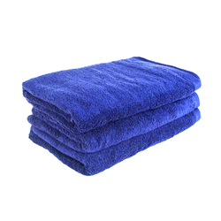 32x66 Pool Towel, Royal Blue, 200A Series, 18lb (Set of 3)
