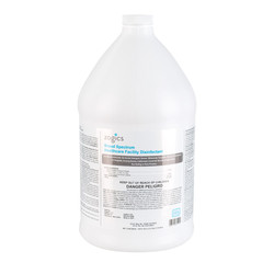 Zogics Commercial Disinfectant Concentrate, HD128 (1 gallon) (makes 64 gallons) (HDIS128-Single)