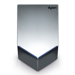 Dyson Airblade V, Hand Dryer with HEPA Filtration, Sprayed Nickel