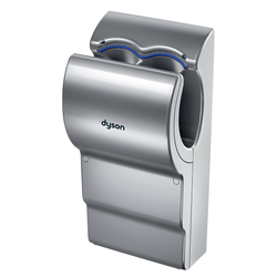 Dyson Airblade dB, Automatic Hand Dryer, Gray (AB14G) - Side View
