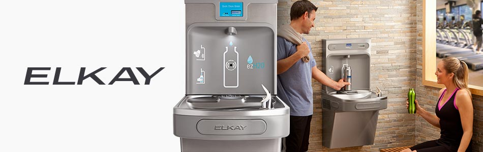 Elkay Drinking Fountains   Bottle Filling Stations