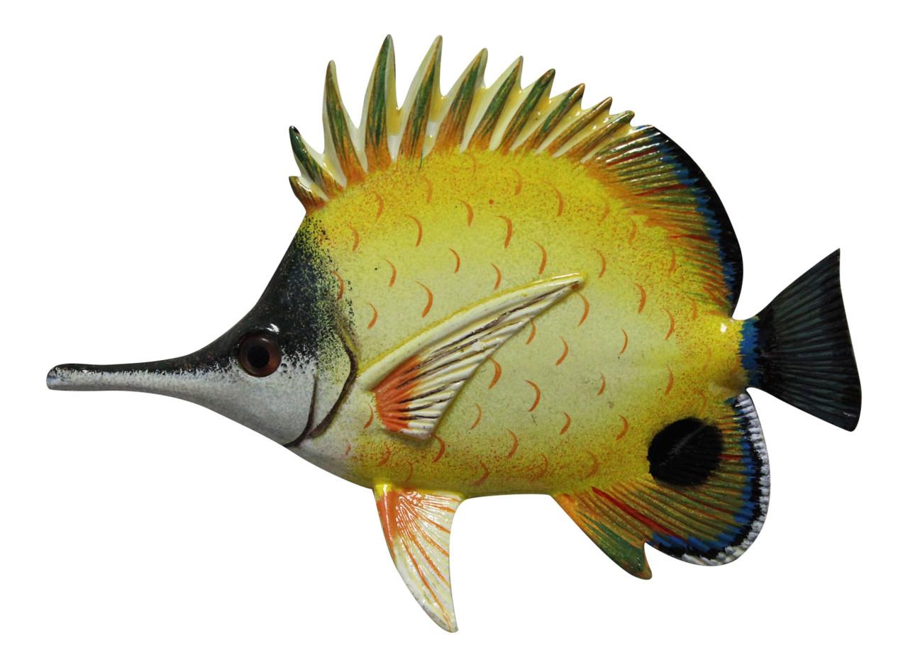 Awesome Tropical Fish Wall Decor Photos - The Wall Art Decorations ...