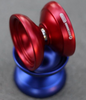 Duncan Barracuda Jr Yoyo stacked
