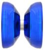 C3 Yoyo Design Speedaholic Yoyo blue side view