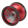 YoyoFactory Boost Yoyo Red with Gun Metal Splash