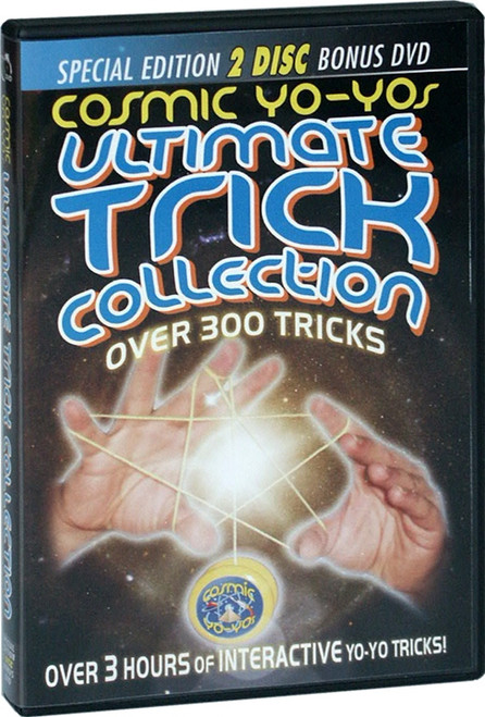 Cosmic Yo-yo Ultimate Trick DVD