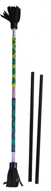 Devil Hand Sticks Colors Vary