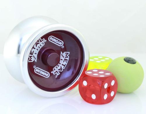 Duncan Metal Zero Freehand yo-yo
