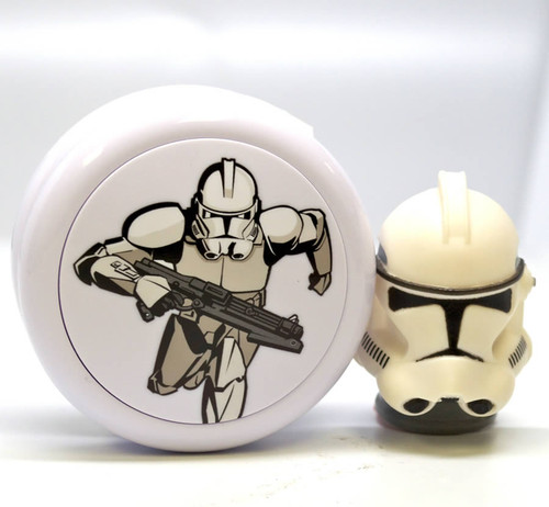 Yomega Clone Trooper String Bling Star Wars Yoyo