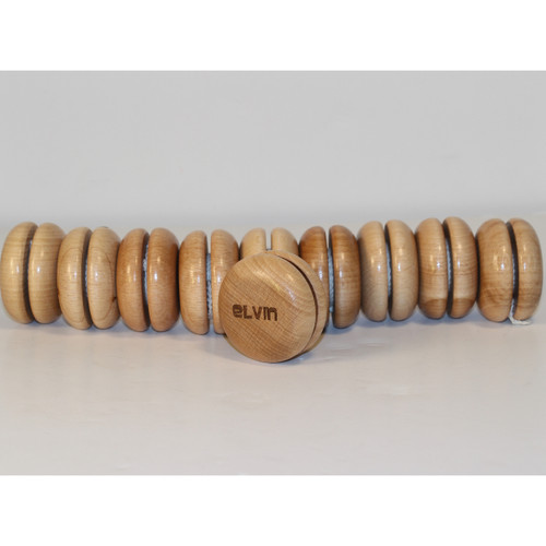 10 Custom Laser Engraved Wooden Yoyo King Yoyos