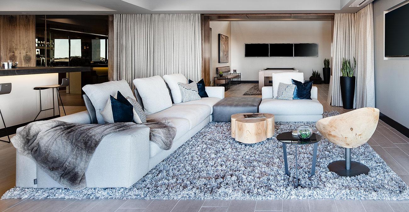 Modern Elegance in Las Vegas Living