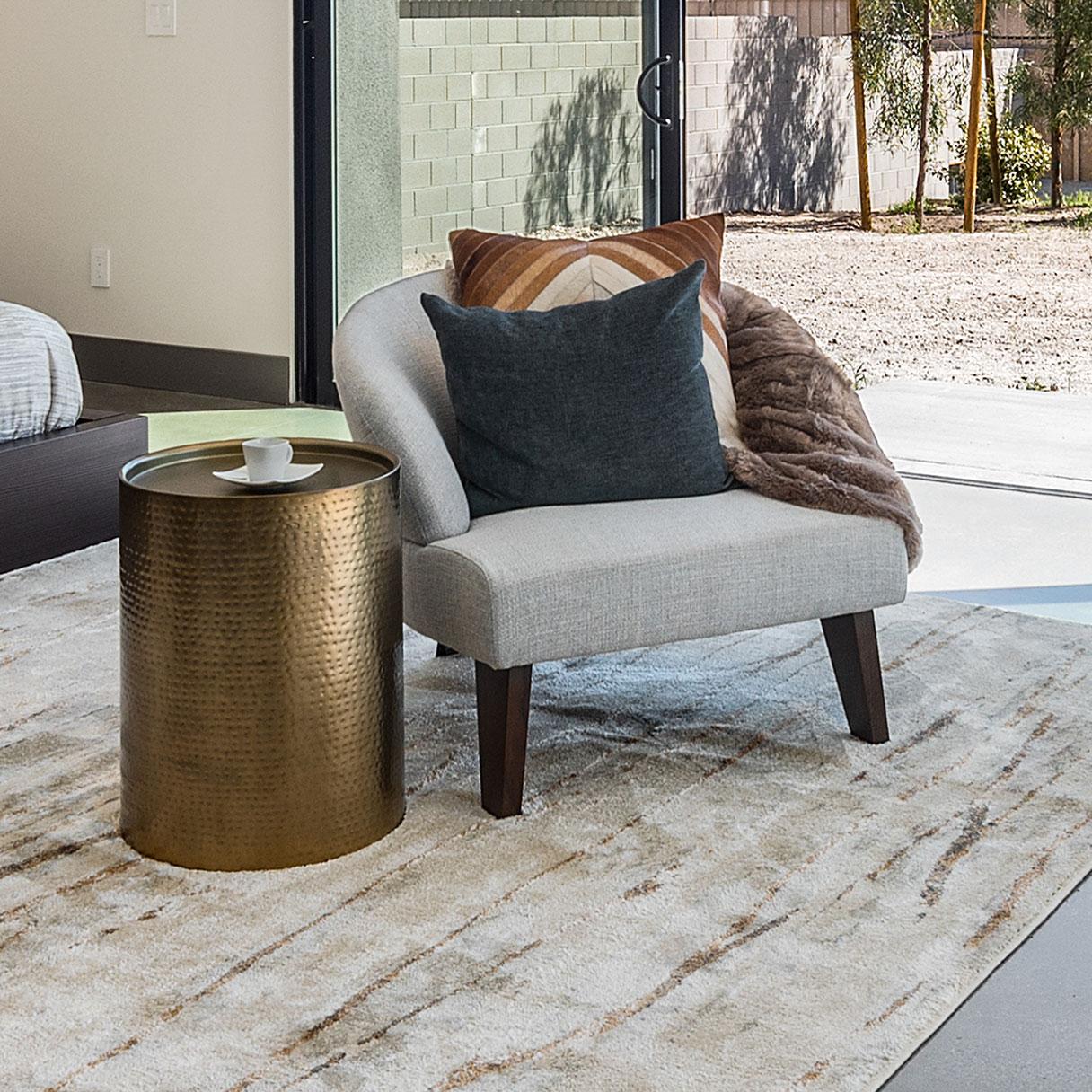 Modern Elegance in Las Vegas Bedroom