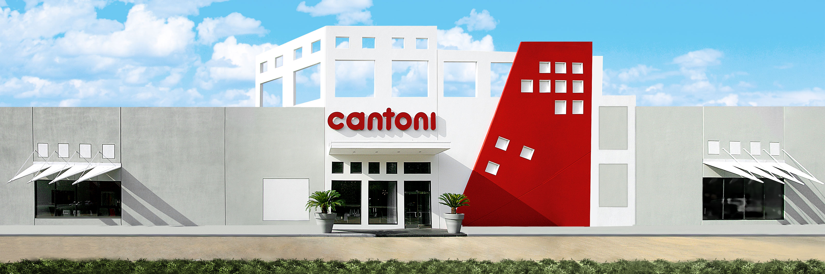 Modern Furniture Houston Cantoni