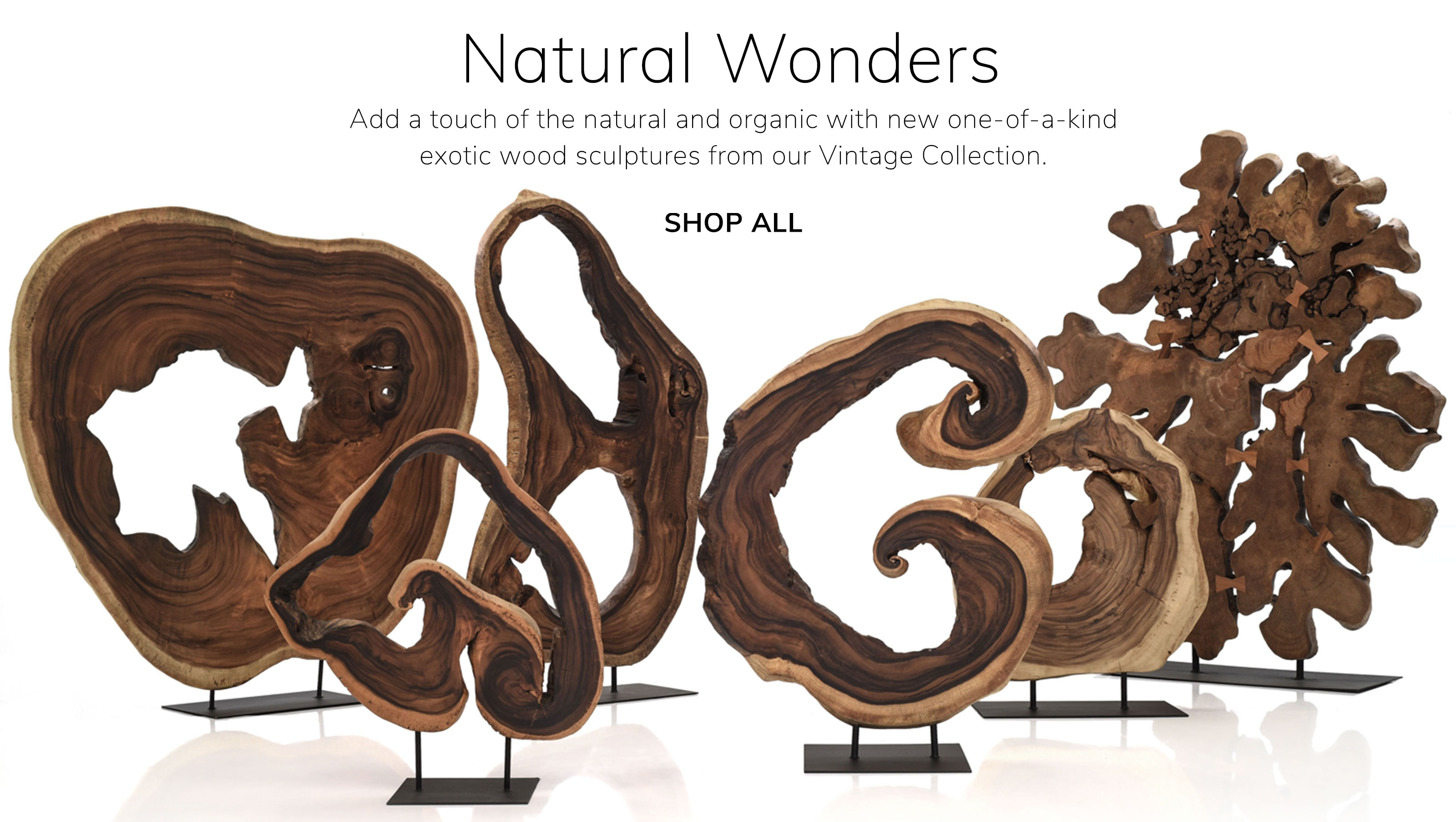 Vintage Sculpture Collection