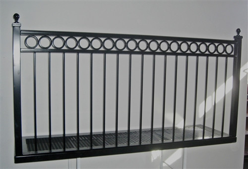 RING BAND BALCONY with platform