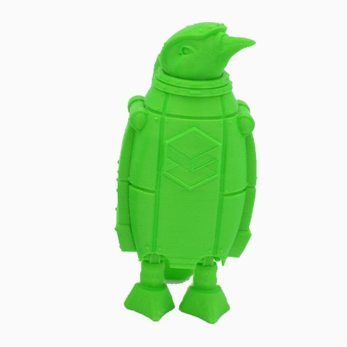 Green SnoLabs Penguin with Adaptive Layers!