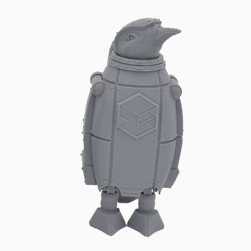 Grey SnoLabs Penguin with Adaptive Layers!