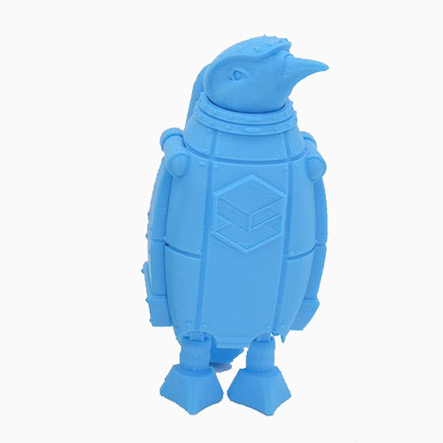 Light Blue SnoLabs Penguin with Adaptive Layers!
