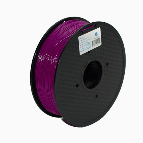 A 1KG spool of SnoLabs Purple PLA (1.75mm)