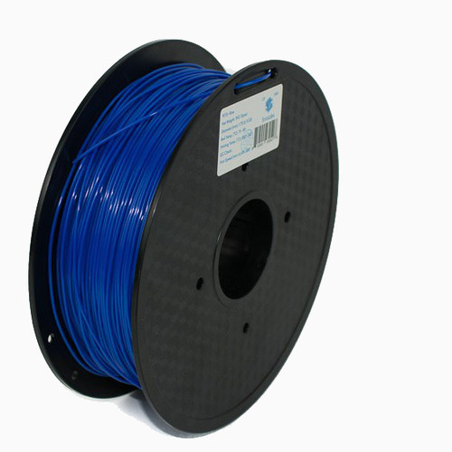 A 1KG spool of SnoLabs Blue PLA (1.75mm)