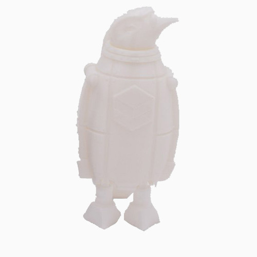 Pearl White SnoLabs Penguin with Adaptive Layers!